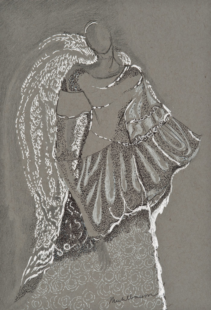 Bedouin Angel